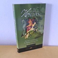 Libros de segunda mano: GEORGE GUZMAN - EL PODER DE LAS HADAS - HOJAS DE LUZ 2006. Lote 262494290