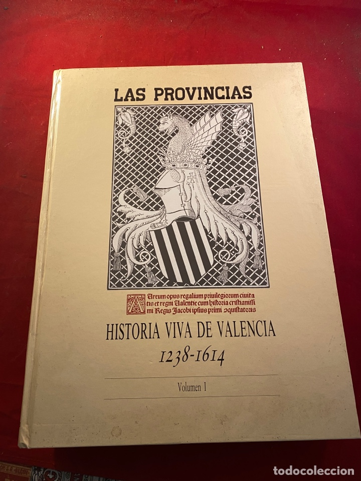 Libros de segunda mano: HISTORIA VIVA DE VALENCIA- 2 Volúmenes LAS PROVINCIAS 1958 - Foto 3 - 262552925