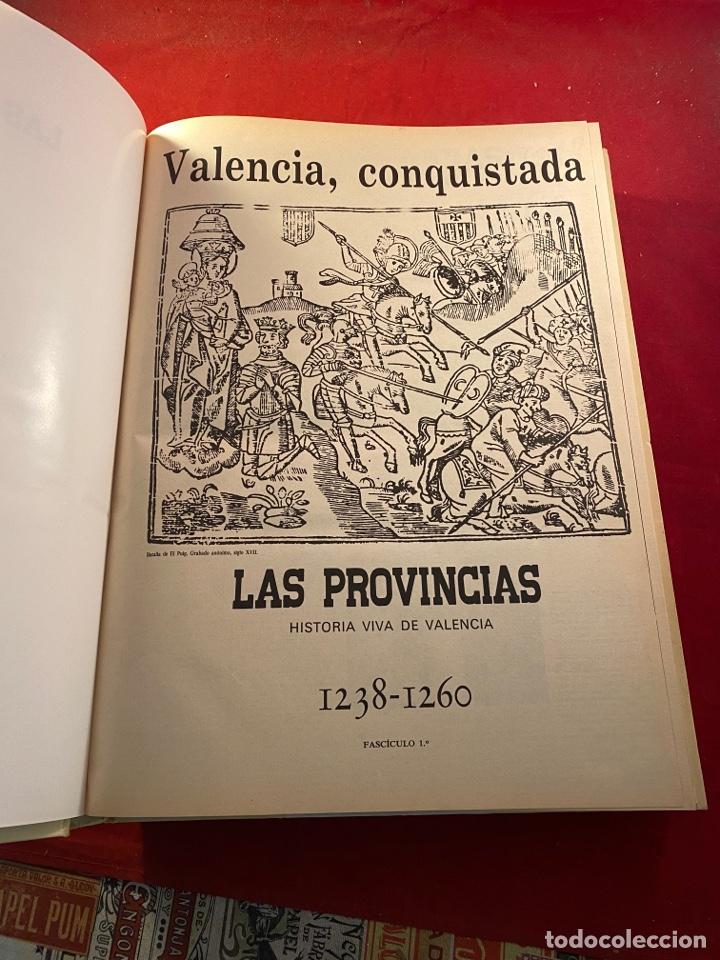Libros de segunda mano: HISTORIA VIVA DE VALENCIA- 2 Volúmenes LAS PROVINCIAS 1958 - Foto 5 - 262552925
