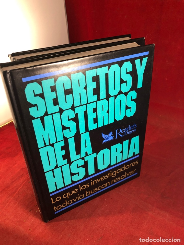 Libros de segunda mano: Secretos y misterios de la historia - Foto 2 - 262553560