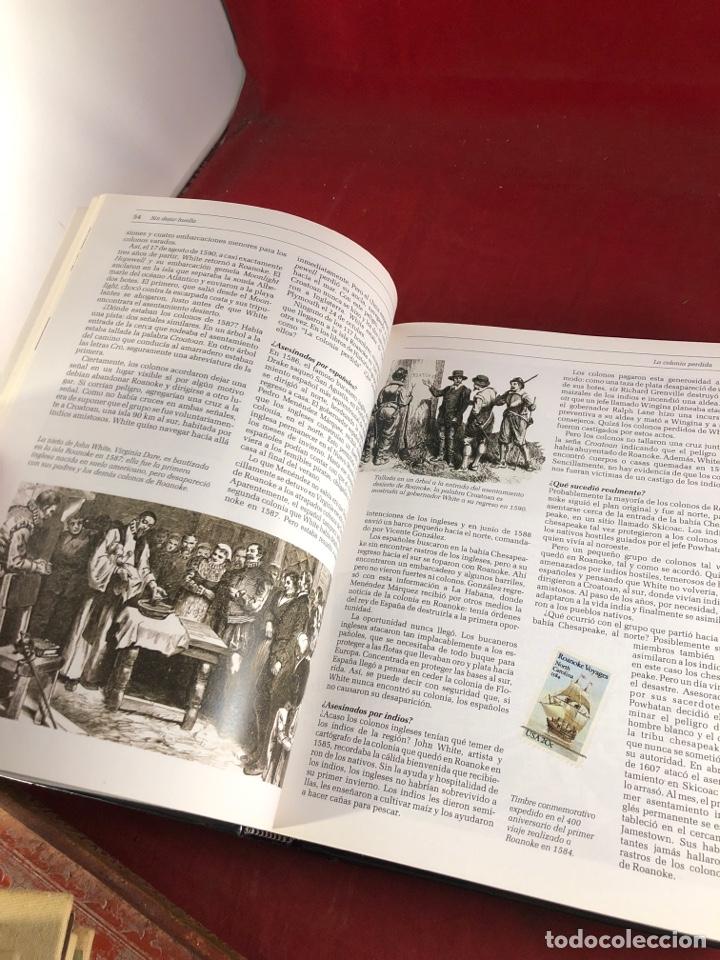 Libros de segunda mano: Secretos y misterios de la historia - Foto 5 - 262553560