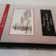 Libros de segunda mano: 2007 - JOSÉ CASTAÑO ÁLVAREZ - DICCIONARIO DEL CAMPO ARAÑUELO TOLEDANO. Lote 262585940