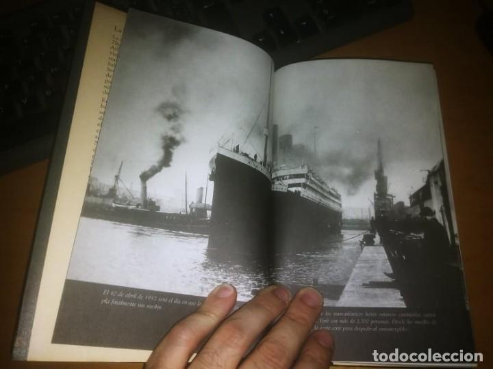 Libros de segunda mano: LA ÚLTIMA NOCHE DEL TITANIC - Foto 3 - 262614080