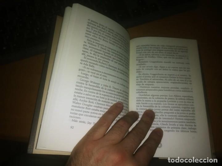 Libros de segunda mano: LA ÚLTIMA NOCHE DEL TITANIC - Foto 6 - 262614080