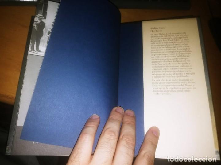 Libros de segunda mano: LA ÚLTIMA NOCHE DEL TITANIC - Foto 9 - 262614080