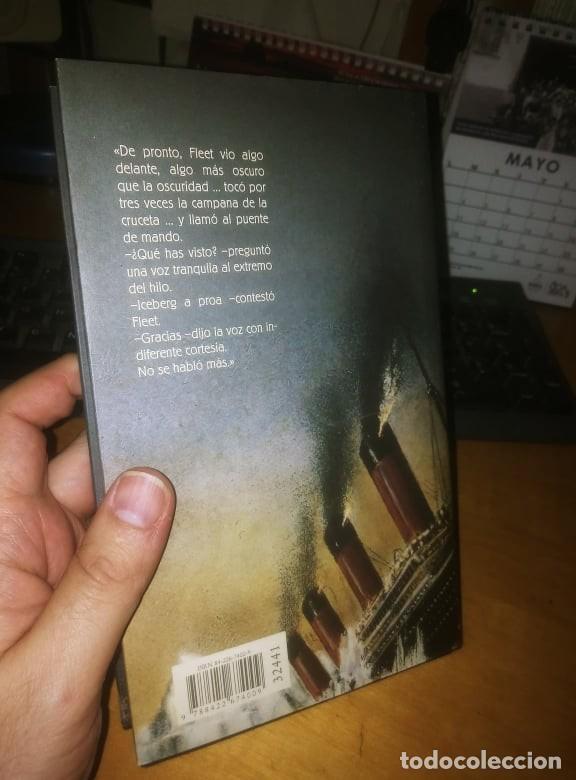 Libros de segunda mano: LA ÚLTIMA NOCHE DEL TITANIC - Foto 11 - 262614080