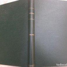 Libros de segunda mano: JUNCEDA 1881- 1948, AMIGOS DE JUNCEDA ,FOMENTO DE LAS ARTES DECORATIVAS, 1952. Lote 262708065
