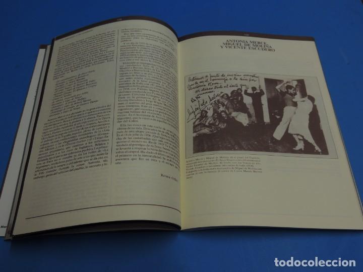 Libros de segunda mano: HOMENAJE EN SU CENTENARIO . ANTONIA MERCÉ .LA ARGENTINA 1890-1990. - Foto 16 - 262708455