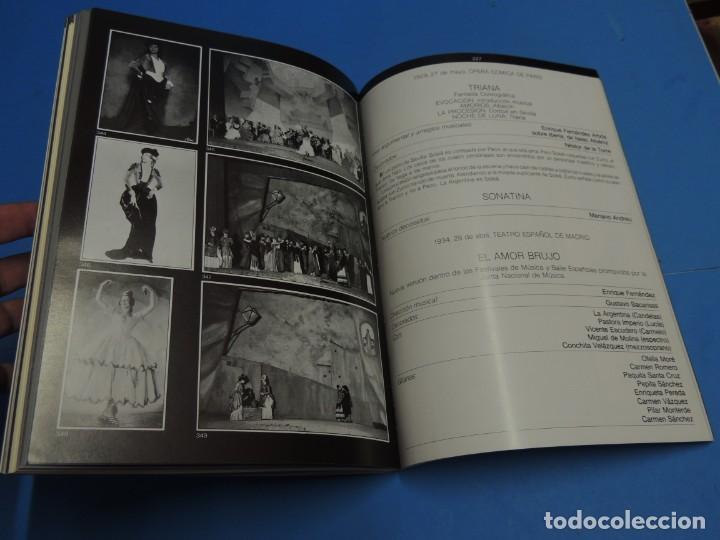 Libros de segunda mano: HOMENAJE EN SU CENTENARIO . ANTONIA MERCÉ .LA ARGENTINA 1890-1990. - Foto 20 - 262708455