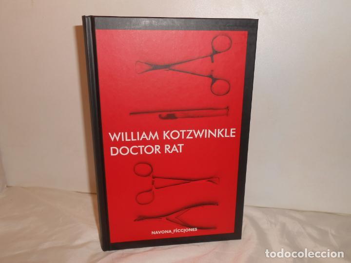 DOCTOR RAT , WILLIAM KOLTZWINKLE - NARVONA FICCIONES, 2016 1ª EDICIÓN (Libros de Segunda Mano (posteriores a 1936) - Literatura - Otros)