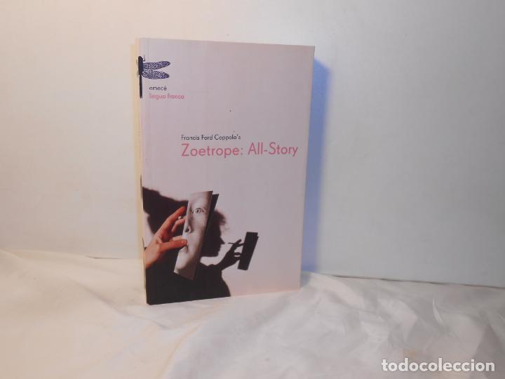 FRANCIS FORD COPPOLA'S , ZOETROPE : ALL-STORY - EMECÉ, LINGUA FRANCA, 2000 (Libros de Segunda Mano (posteriores a 1936) - Literatura - Otros)