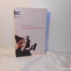 Libros de segunda mano: FRANCIS FORD COPPOLA'S , ZOETROPE : ALL-STORY - EMECÉ, LINGUA FRANCA, 2000. Lote 262723205