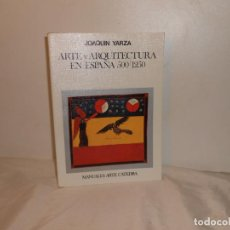 Libros de segunda mano: ARTE Y ARQUITECTURA EN ESPAÑA ( 500 / 1250 - MANUALES DE ARTE CÁTEDRA. Lote 262724500
