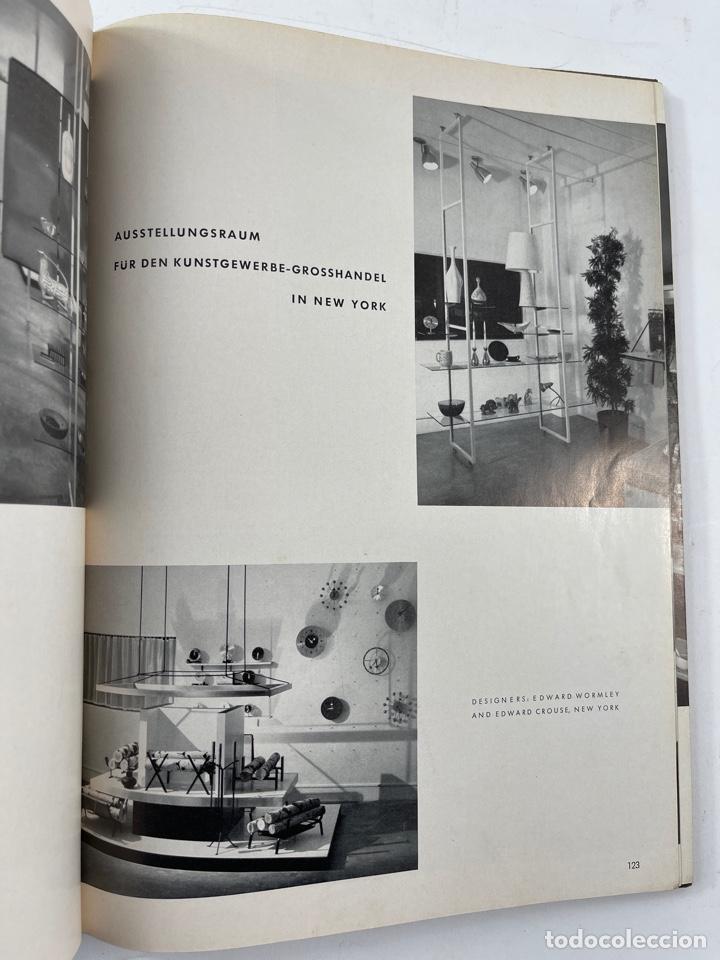 Libros de segunda mano: L-5948. LADENGESTALTUNG, SHOP DESIGN. ROBERT GUTMANN Y ALEXANDER KOCH. 1956. - Foto 4 - 262735770
