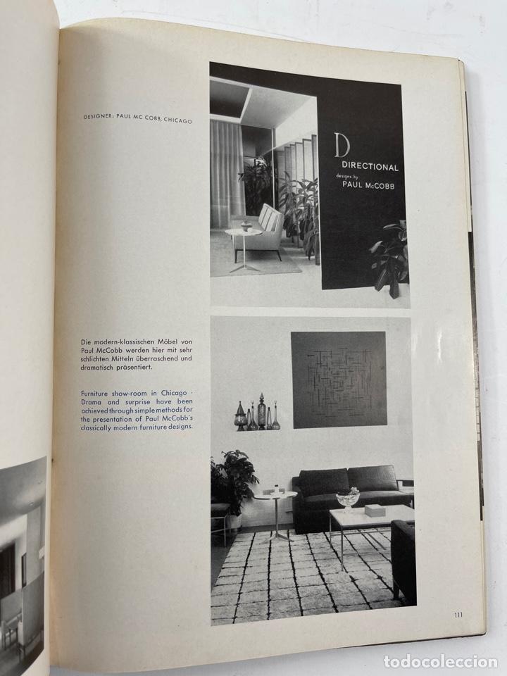 Libros de segunda mano: L-5948. LADENGESTALTUNG, SHOP DESIGN. ROBERT GUTMANN Y ALEXANDER KOCH. 1956. - Foto 6 - 262735770