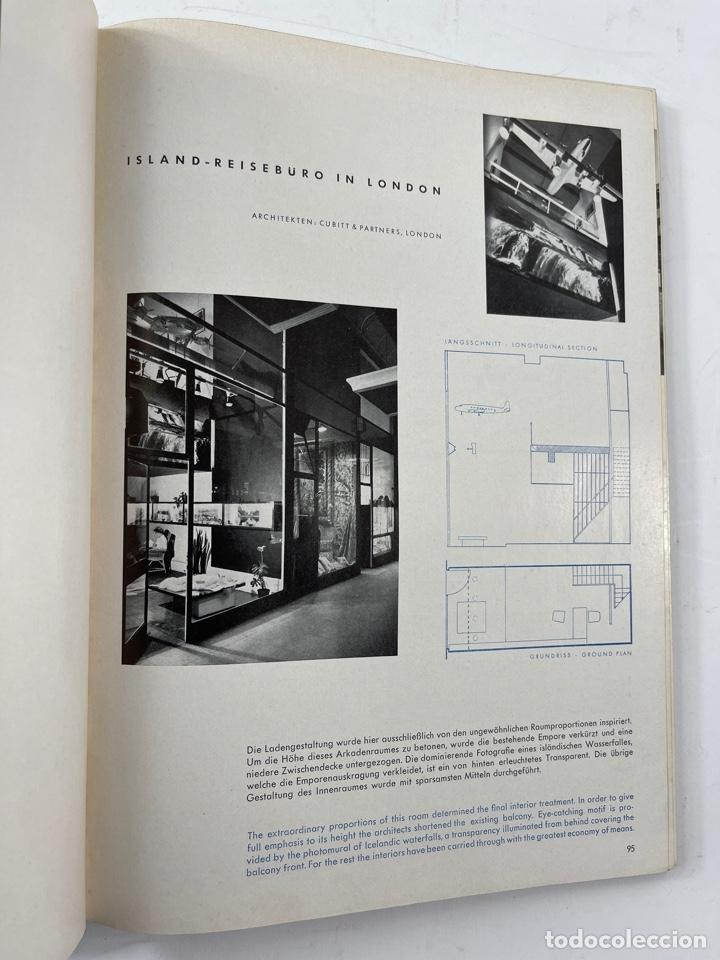 Libros de segunda mano: L-5948. LADENGESTALTUNG, SHOP DESIGN. ROBERT GUTMANN Y ALEXANDER KOCH. 1956. - Foto 7 - 262735770