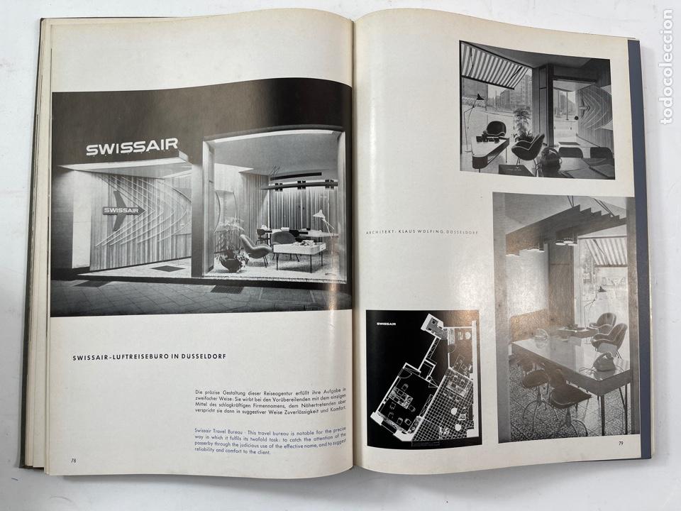 Libros de segunda mano: L-5948. LADENGESTALTUNG, SHOP DESIGN. ROBERT GUTMANN Y ALEXANDER KOCH. 1956. - Foto 8 - 262735770