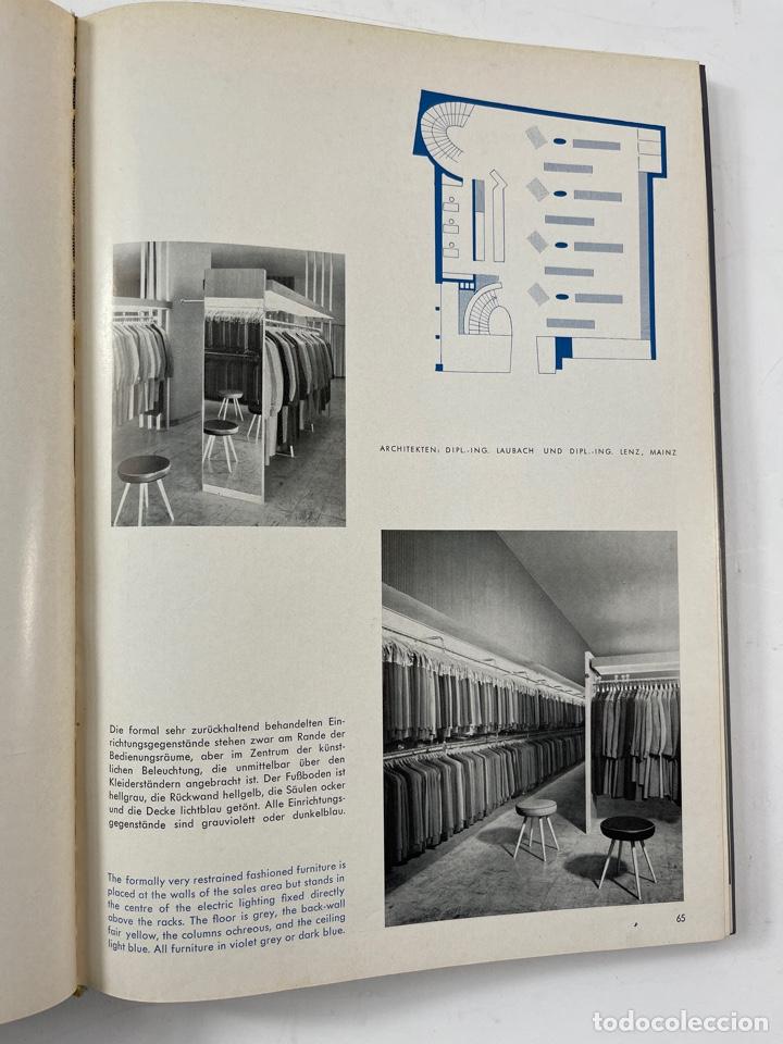 Libros de segunda mano: L-5948. LADENGESTALTUNG, SHOP DESIGN. ROBERT GUTMANN Y ALEXANDER KOCH. 1956. - Foto 9 - 262735770