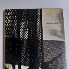Libros de segunda mano: NICOLÁS SCHOFFER. LA SCULPTURE DE CE SIECLE. GUY HABASQUE .ESCULTURA. Lote 262770255