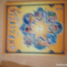 Libros de segunda mano: G-77 LIBRO ANDALUCIA PARA NIÑOS ILUSTRACIONES LUPO CISNEA. Lote 262788110