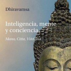 Libros de segunda mano: INTELIGENCIA, MENTE Y CONCIENCIA. Lote 262848435