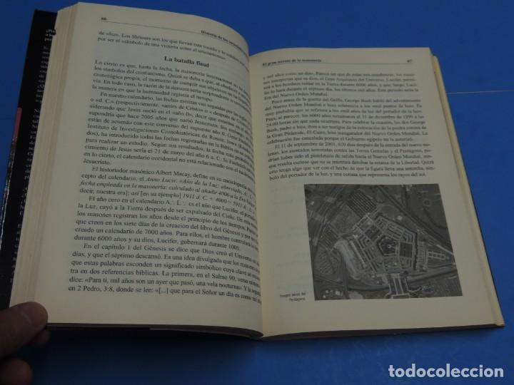 Libros de segunda mano: EL GRAN COMPLOT: CIEN AÑOS DE PODER EN LA SOMBRA .-ROBERT GOODMAN - Foto 4 - 262909465