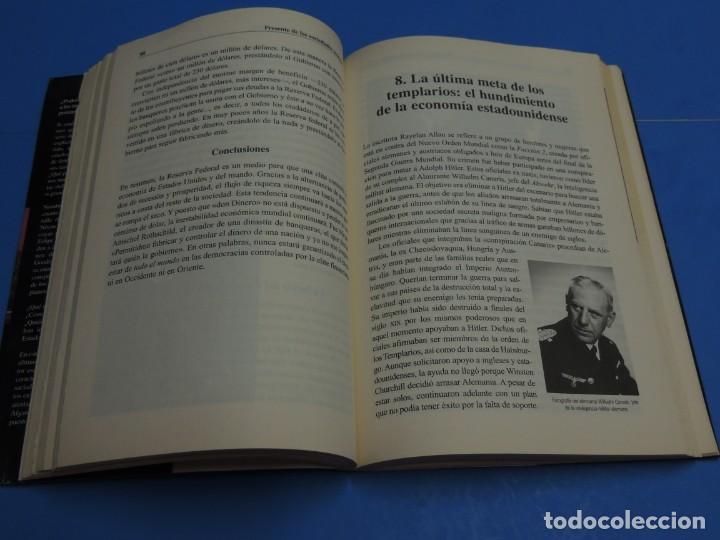 Libros de segunda mano: EL GRAN COMPLOT: CIEN AÑOS DE PODER EN LA SOMBRA .-ROBERT GOODMAN - Foto 5 - 262909465