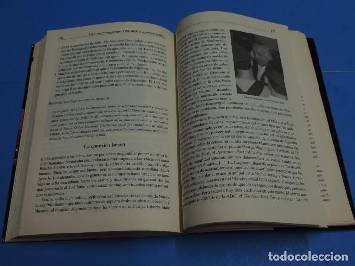 Libros de segunda mano: EL GRAN COMPLOT: CIEN AÑOS DE PODER EN LA SOMBRA .-ROBERT GOODMAN - Foto 7 - 262909465