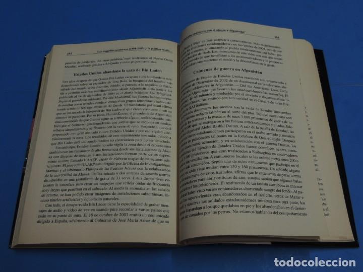 Libros de segunda mano: EL GRAN COMPLOT: CIEN AÑOS DE PODER EN LA SOMBRA .-ROBERT GOODMAN - Foto 8 - 262909465
