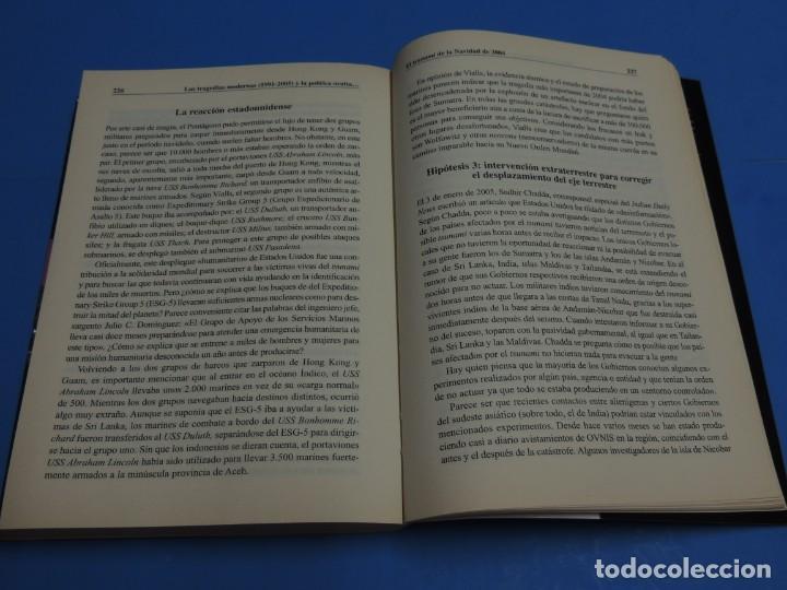 Libros de segunda mano: EL GRAN COMPLOT: CIEN AÑOS DE PODER EN LA SOMBRA .-ROBERT GOODMAN - Foto 9 - 262909465