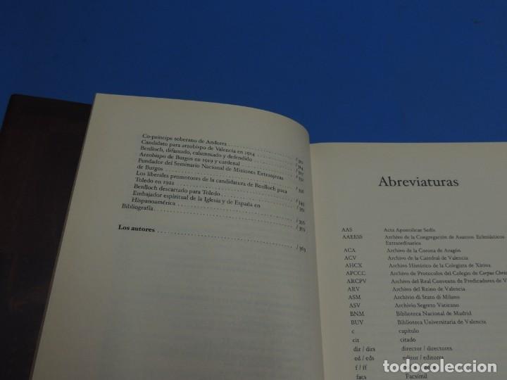 Libros de segunda mano: VALENCIANOS EN LA HISTORIA DE LA IGLESIA.- EMILIO CALLADO ESTELA.(coord.) - Foto 6 - 262913670