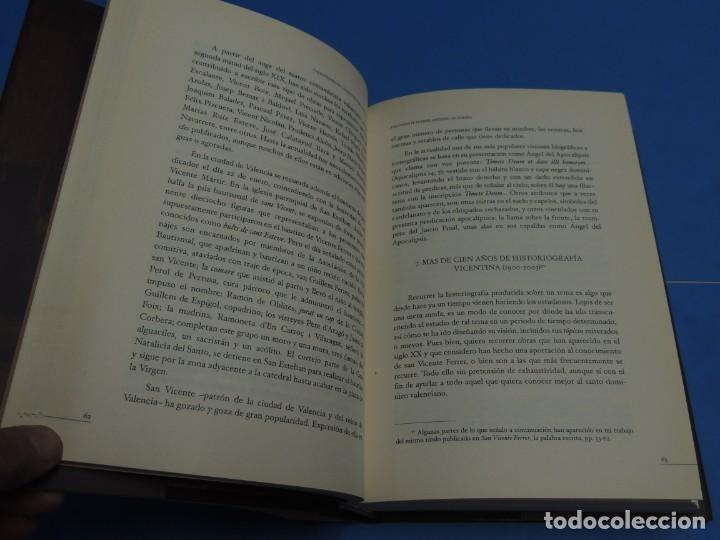 Libros de segunda mano: VALENCIANOS EN LA HISTORIA DE LA IGLESIA.- EMILIO CALLADO ESTELA.(coord.) - Foto 7 - 262913670