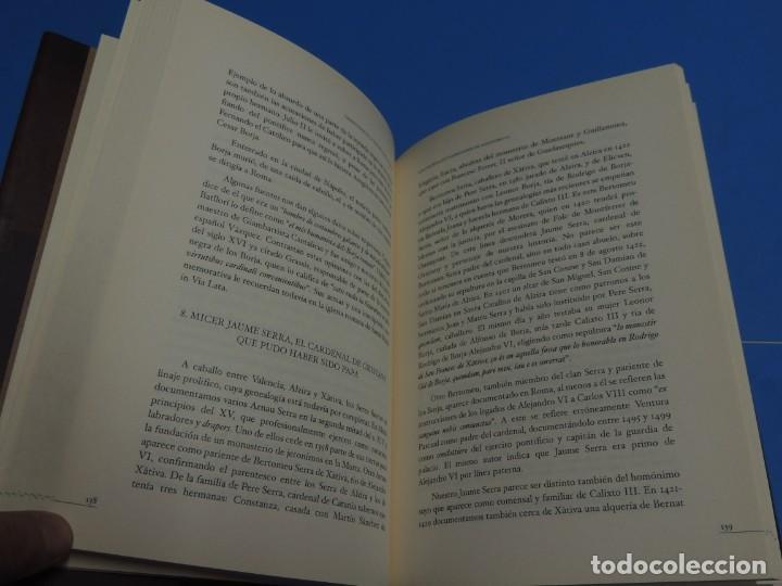 Libros de segunda mano: VALENCIANOS EN LA HISTORIA DE LA IGLESIA.- EMILIO CALLADO ESTELA.(coord.) - Foto 8 - 262913670