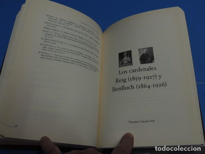 Libros de segunda mano: VALENCIANOS EN LA HISTORIA DE LA IGLESIA.- EMILIO CALLADO ESTELA.(coord.) - Foto 9 - 262913670