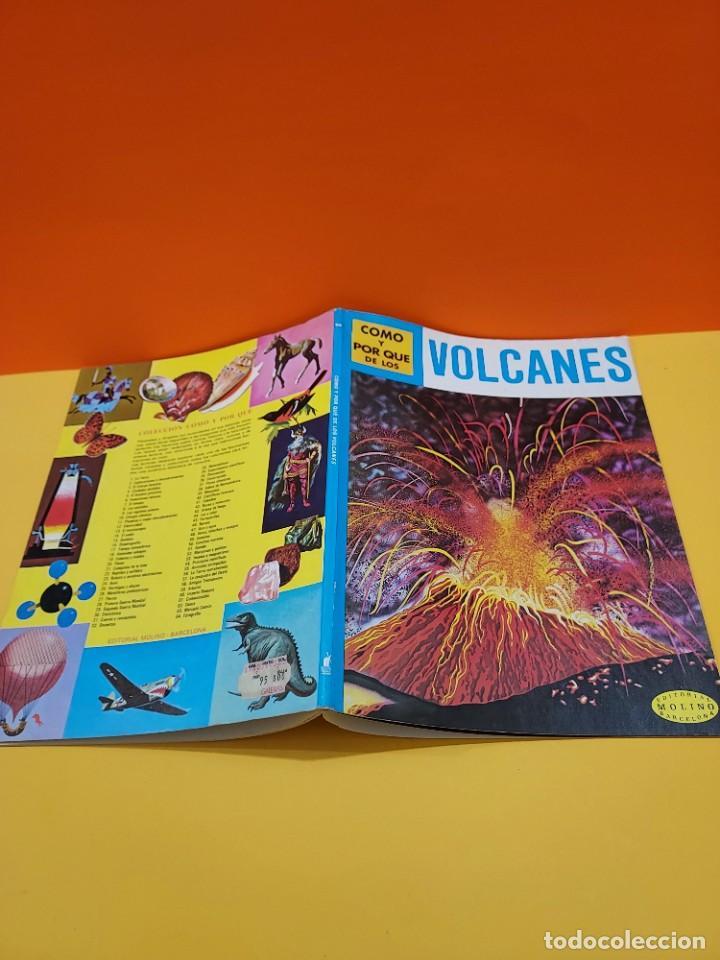 Libros de segunda mano: COMO Y POR QUÉ DE LOS VOLCANES...1981.... - Foto 2 - 262916100