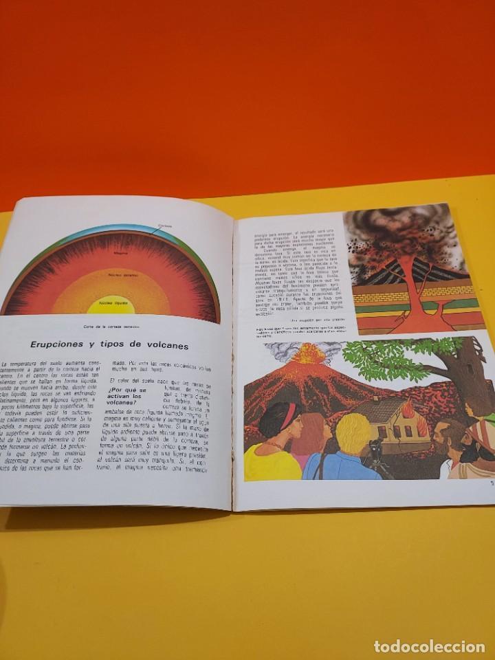 Libros de segunda mano: COMO Y POR QUÉ DE LOS VOLCANES...1981.... - Foto 5 - 262916100