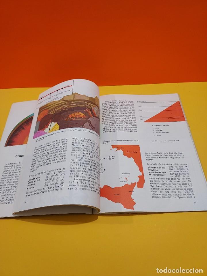 Libros de segunda mano: COMO Y POR QUÉ DE LOS VOLCANES...1981.... - Foto 6 - 262916100