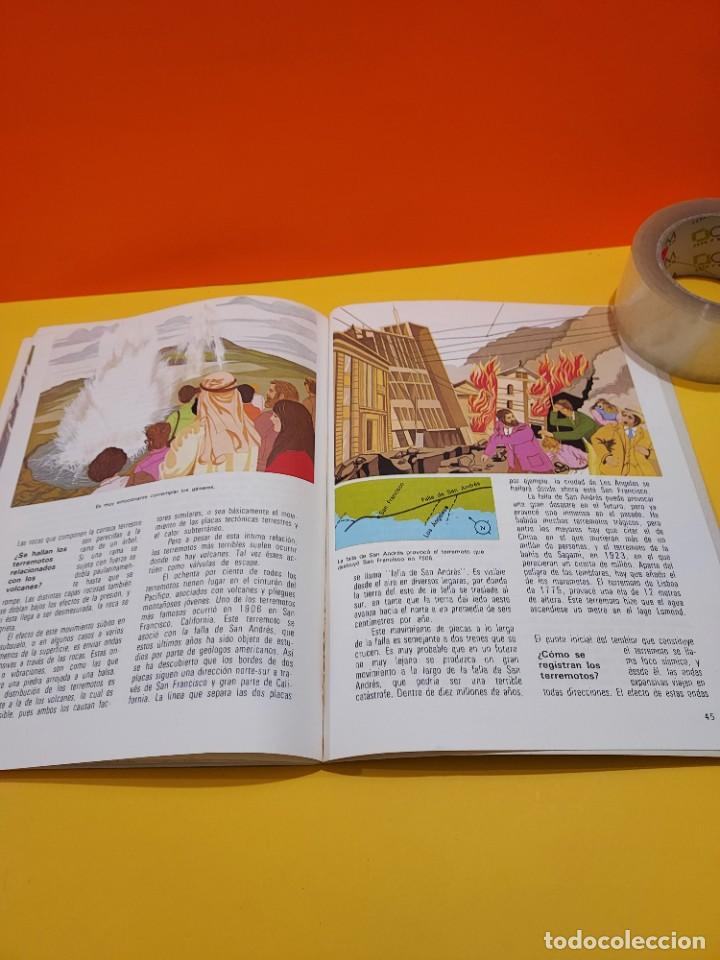 Libros de segunda mano: COMO Y POR QUÉ DE LOS VOLCANES...1981.... - Foto 8 - 262916100