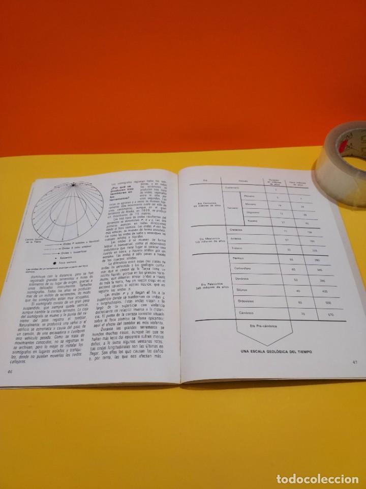 Libros de segunda mano: COMO Y POR QUÉ DE LOS VOLCANES...1981.... - Foto 9 - 262916100