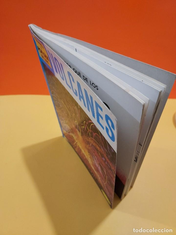 Libros de segunda mano: COMO Y POR QUÉ DE LOS VOLCANES...1981.... - Foto 10 - 262916100
