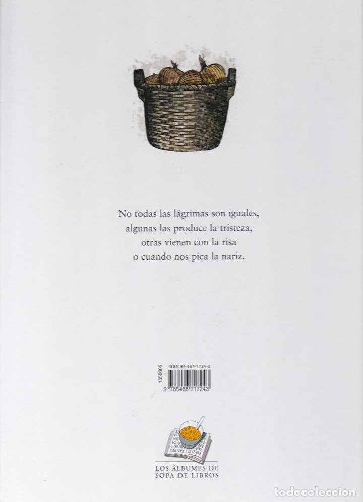 Libros de segunda mano: Libro de lágrimas / Pere Ginard * ÁLBUM * - Foto 2 - 262916885