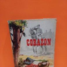 Libros de segunda mano: CORAZON.......EDMUNDO DE AMICIS......1968...... Lote 262917405