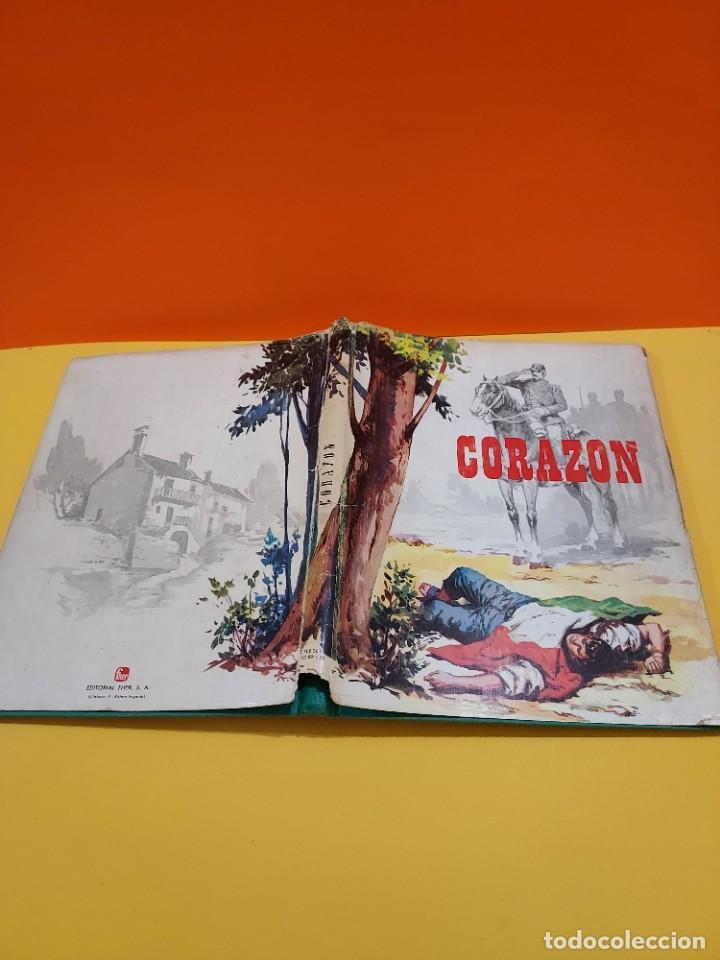 Libros de segunda mano: CORAZON.......EDMUNDO DE AMICIS......1968..... - Foto 2 - 262917405