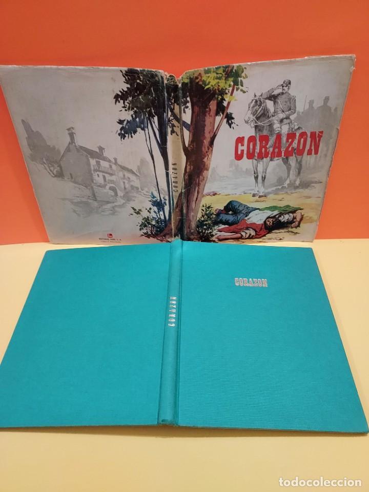 Libros de segunda mano: CORAZON.......EDMUNDO DE AMICIS......1968..... - Foto 3 - 262917405