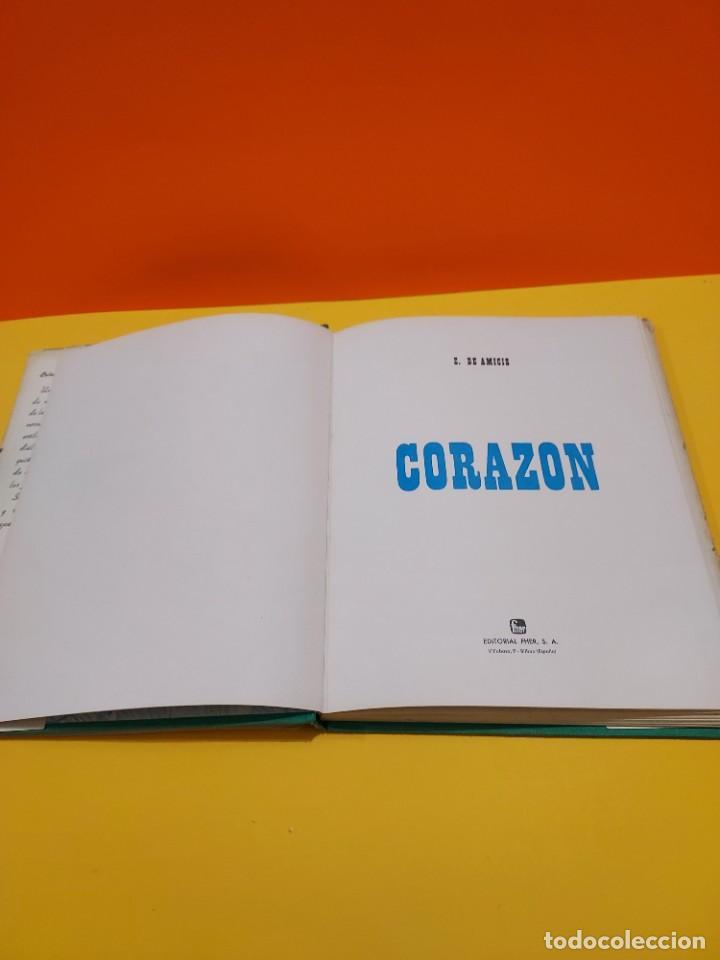 Libros de segunda mano: CORAZON.......EDMUNDO DE AMICIS......1968..... - Foto 6 - 262917405