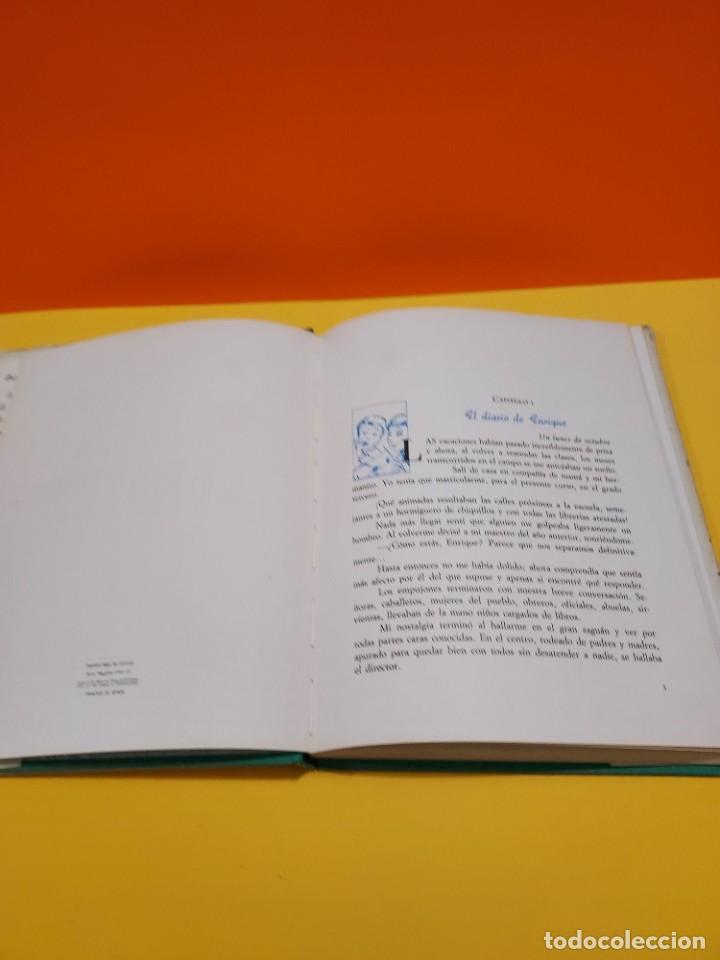 Libros de segunda mano: CORAZON.......EDMUNDO DE AMICIS......1968..... - Foto 8 - 262917405
