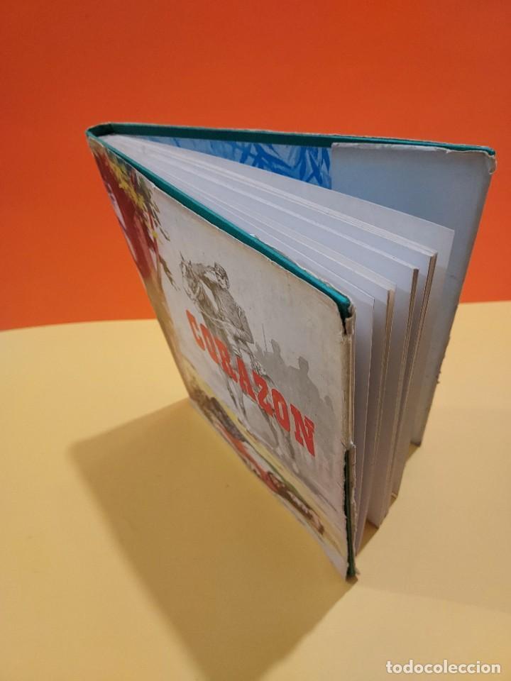 Libros de segunda mano: CORAZON.......EDMUNDO DE AMICIS......1968..... - Foto 14 - 262917405