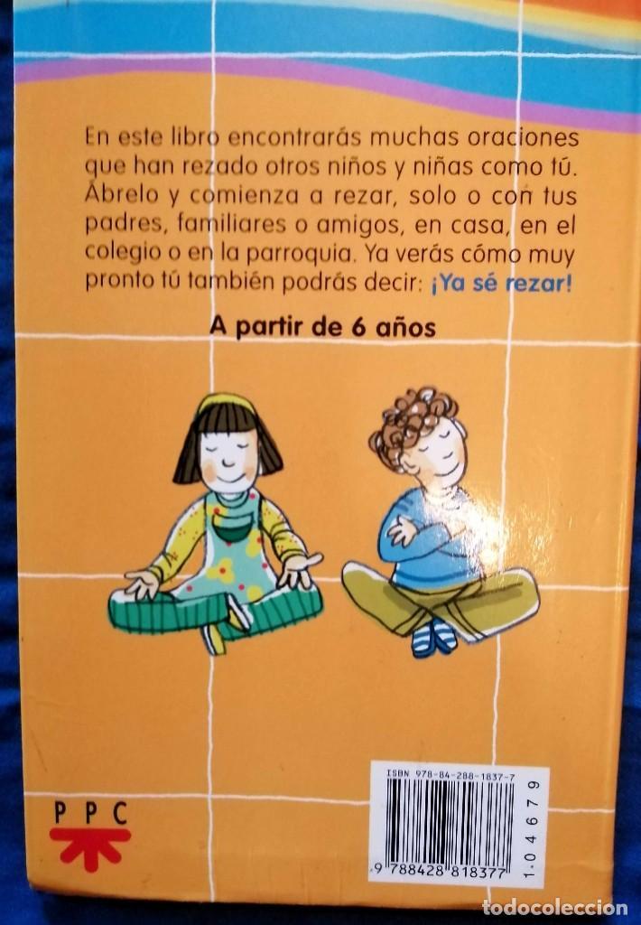 Libros de segunda mano: ¡Ya sé rezar! Rosario Escobés - Foto 2 - 262928880