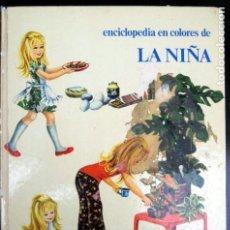 Libros de segunda mano: ENCICLOPEDIA EN COLORES DE LA NIÑA. MIRELLA VITALE. Lote 262942125