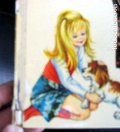 Libros de segunda mano: Enciclopedia en colores de la niña. Mirella Vitale - Foto 3 - 262942125